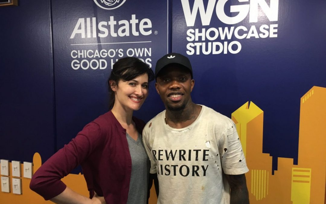 WGN Radio with Quentin Mables