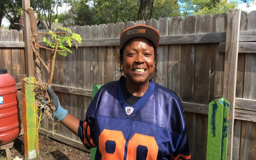 Community Spotlight: Delois Steward