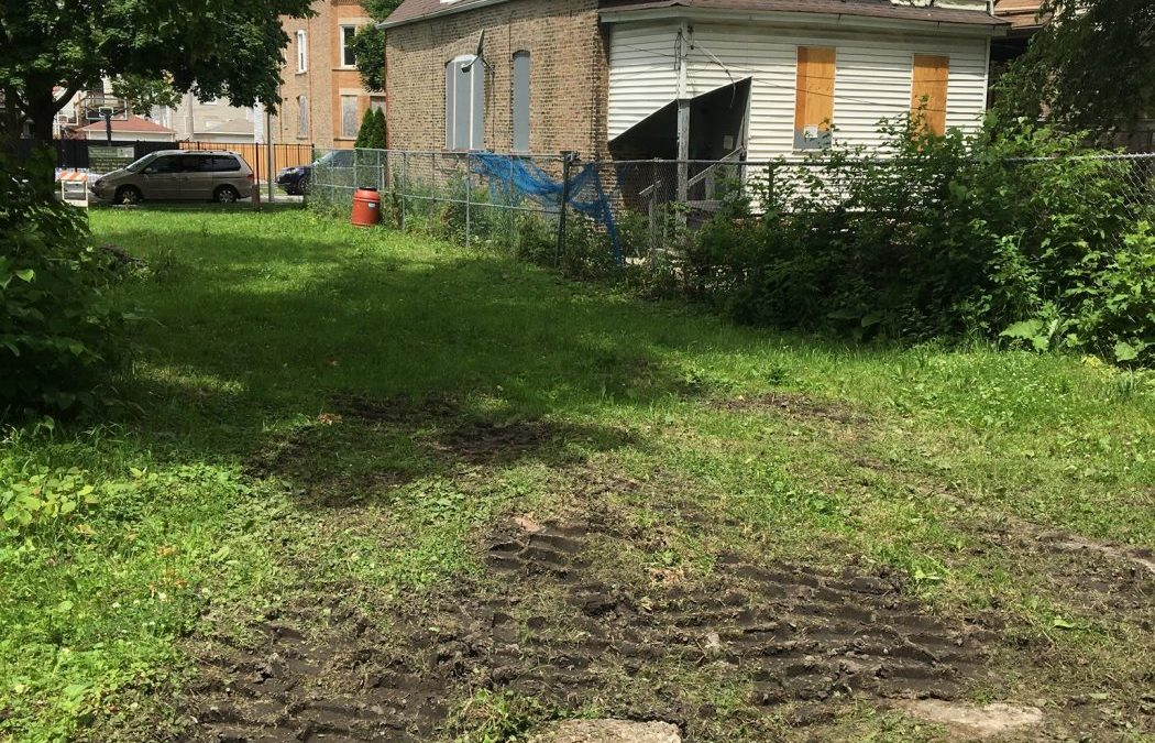 I Grow Chicago to Break Ground on Nature Play Lot